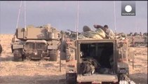 Day three of Israel's Gaza ground offensive