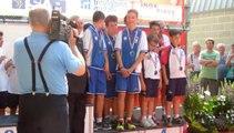 Finale Campionato di Società U14 - Premiazioni