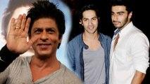 Shahrukh Khan,Varun Dhawan, Arjun Kapoor In A Rohit Shetty film