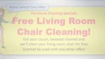 Furniture Cleaning Coupons Markham Ontario