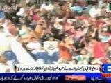 Hamza Shahbaz beaten by Pakistan-A in IDP Charity Match.