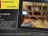 A vendre - maison - MAZE (49630) - 5 pièces - 120m²