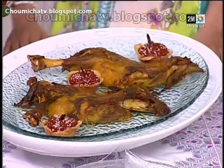 Choumicha Hadji Mustapha - Epaule aux Tomates Caramélisées