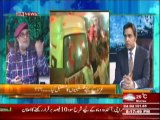 The Debate with Zaid Hamid (Bharti Leadro Ka Pakistan Per Atomi Hamle Ka Mashwara ) 19 july 2014 Part-1
