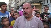 Gazans mourn victims of strikes that killed children