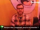 Alec Longstreth en interview sur PlaneteBD.com