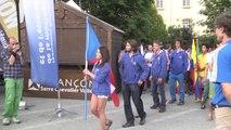 Hautes-Alpes: La coupe du monde de l'escalade, un évènement touristique pour Briançon