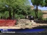 Italie: une nécropole découverte sur le site archéologique d'Ostia Antica