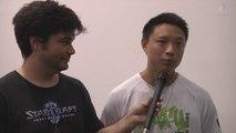 Interview de Luffy à la Dreamhack Valence 2014