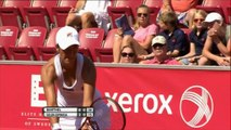 WTA Bastad: Barthel bt. Soler-Espinosa (6-2 4-6 7-5)