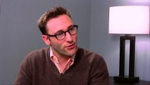Simon Sinek on When to Risk Something You Cannot Afford to Lose