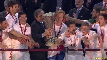 Sevilla FC Campeón Europa League 2014.Su Travesía  - Vídeos de Nuestra Historia del Sevilla