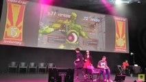 [Japan Expo 2014] Ultra Street Fighter IV Kayane & Marcus Show avec Daigo IKENO