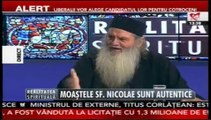 MOASTELE SFANTULUI NICOLAE SUNT REALE - Realitatea spirituala despre sfintele moaste, cu pr. Gheorghe Iordan