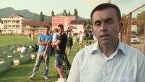Vingt ans après, obsèques de 284 victimes de la guerre de Bosnie