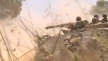 Israel beefs up military presence in and around Gaza