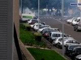 TEMOIN BFMTV - Manifestation pro-Palestine interdite: des heurts éclatent à Sarcelles - 20/07