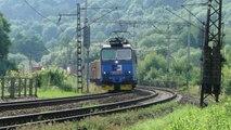 Lokomotiva 363 047-2 - Brandýs nad Orlicí, 17.7.2014 HD