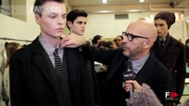 """ANTONIO MARRAS"" Backstage Autumn Winter 2014 2015 Menswear Milan HD by Fashion Channel"