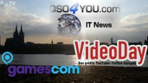 Infos zu IT-News, gamescom und VideoDay 2014 - QSO4YOU Tech