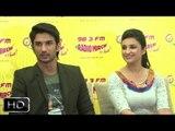 'Shuddh Desi Romance' Team At '98.3 Radio Mirchi FM' Studio