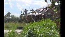 Nuevos enfrentamientos en la ciudad ucraniana de Donetsk
