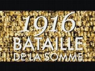 1916 : Bataille de la Somme
