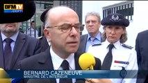 Actualité, Bernard Cazeneuve se rend à Sarcelles, théâtre de violents affrontements dimanche- 21_07_(360p)