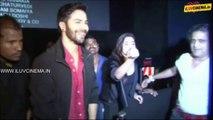 Varun & Aalia At Cinemax Versova For Humpty Sharma Ki Dulhaniya @ www.iluvcinema.in
