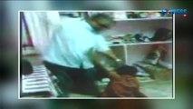 Blind students brutally caned by school teacher in Kakinda city of AP