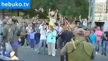 Filistini savunan Amerikalı Yahudi genci İsrail Polisinin götürmesi