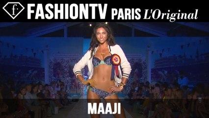Maaji Swimwear Show | Miami Swim Fashion Week Summer 2015 | Bikini Models | FashionTV