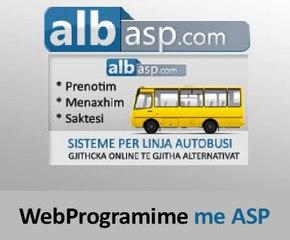 AlbAsp.com Albania Active Server Page - Programe Shqip