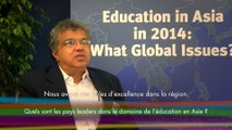 Interview de R. Govinda, vice-chancelier de l'Université nationale de planification et d'administration de New Delhi