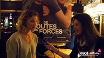 Alexandra Lamy et Jacques Gamblin, ITW pour De toutes nos forces - YouTube
