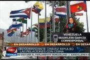 Xi Jinping rinde homenaje a Hugo Chávez en el Cuartel de la Montaña