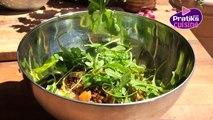 Comment cuisiner une salade de lentilles à la roquette