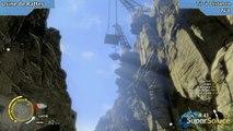 Sniper Elite III - Emplacement du Tir à Distance de la mission Usine de Rattes