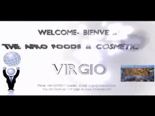 Promotions Video Of VIRGIO AFRO FOODS AND COSMETIC SWEDEN STOCKHOLM
