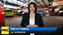 PMC of Pinner Pinner Outstanding 5 Star Review by jeffrey h.