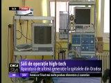 Săli de operaţie high-tech la spitalele din Oradea cu bani europeni, dar şi cu fonduri din bugetul local