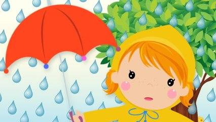 Rain Rain Go Away - İngilizce Çocuk Şarkısı
