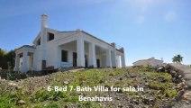 6-Bed 7-Bath Villa for sale in Benahavis,Malaga, Spain by Viddeo.biz