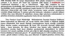 İstanbul Cumhuriyet Başsavcılığı Operasyonun Gerekçesini Açıkladı