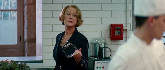 'A Passionate Affair' - Helen Mirren in 'The Hundred-Foot Journey'