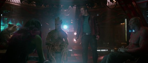 '12 Percent of a Plan' - Guardians of the Galaxy HD Clip