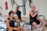 Premier entrainement physique du MAHB - 22/07/2014