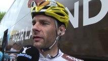 """Tour de France 2014 - Etape 16 - Jean-Christophe Péraud : """"C'est une occasion ce Tour donc je profite"""""""