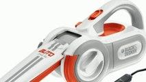 Black & Decker PAV1200W Cyclonic Action Automotive Pivoting Nose Handheld Vacuum Cleaner | Best Handheld Car Vacuum Cleaner Reviews