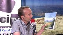 """Interview de Robert FABREGUETTES, auteur de """"Hannibal et la traversée des Hautes-Alpes"""""""